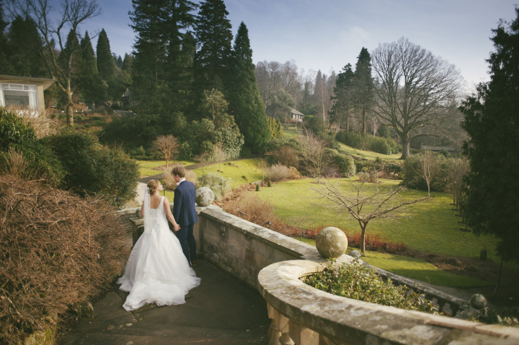 Wedding photographers Cumbria